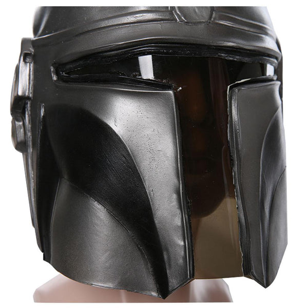 Star Wars Jedi Fallen Order Mandalorian Latex Mask Cosplay Props