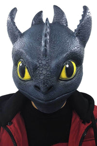 Dragon Toothless Mask 2019 Movie How To Train Your Dragon 3 The Hidden World Latex Props
