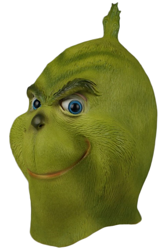 How The Grinch Stole Christmas Grinch Mask Full Face