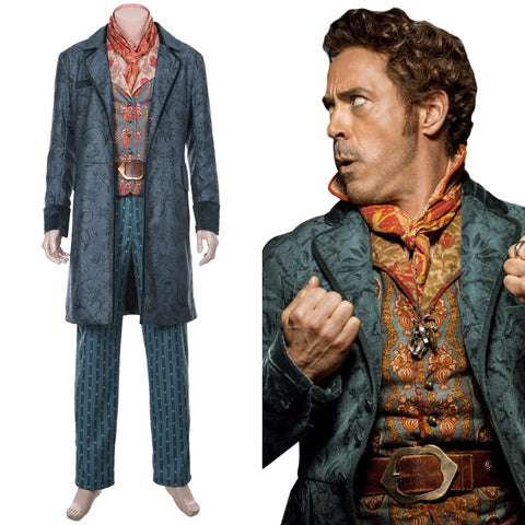 Dolittle Cosplay Dr. John Dolittle Ver. A Cosplay Costume