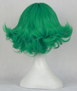 One-Punch Man Tornado of Terror Tatsumaki Cosplay Wigs