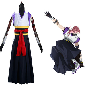 Cherry Blossom Outfits Halloween Carnival Suit SK8 the Infinity Cosplay Costume