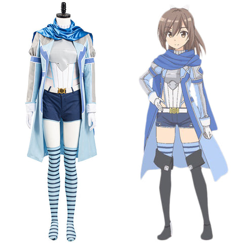 Sally Halloween Carnival Outfit BOFURI: I Don't Want to Get Hurt so I'll Max Out My Defense. Cosplay Costume