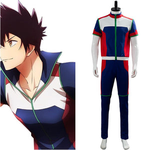 Astra Lost in Space Male Ver Cosplay Costume