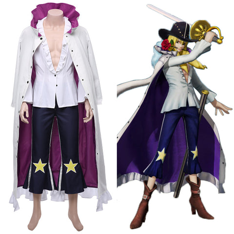 Cavendish One Piece:Pirate Warriors 4 Halloween Carnival Costume Cosplay Costume