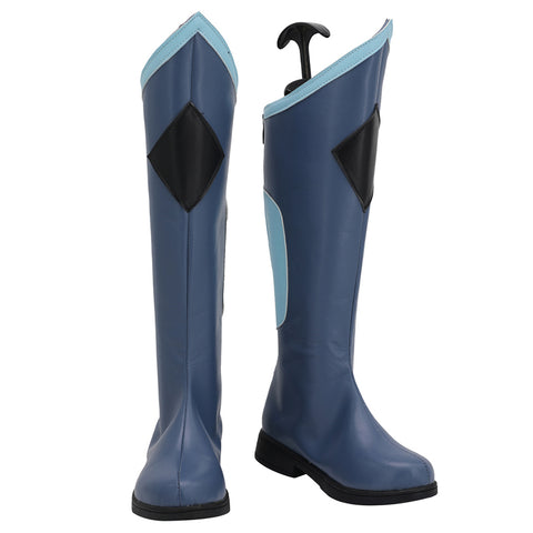 Rayla Boots Halloween Costumes Accessory The Dragon Prince Cosplay Shoes