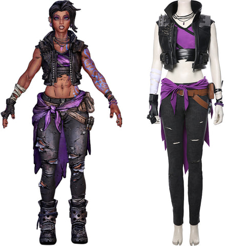 Amara Borderlands 3 Uniform Cosplay Costume