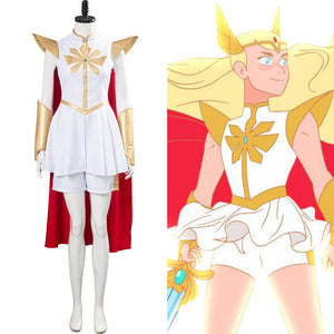 She Ra Women Dress Outfits Halloween Carnival Costume She-Ra - Princess of Power Cosplay Costume
