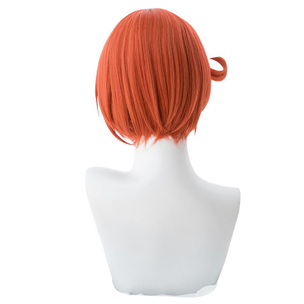 Cells at Work! Hataraku Saibo Erythrocite Red Blood Cell Cosplay Wig