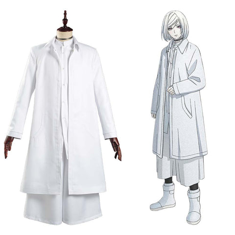Cutthroat Coat Pants Outfits Halloween Carnival Suit Akudama Drive Cosplay Costume