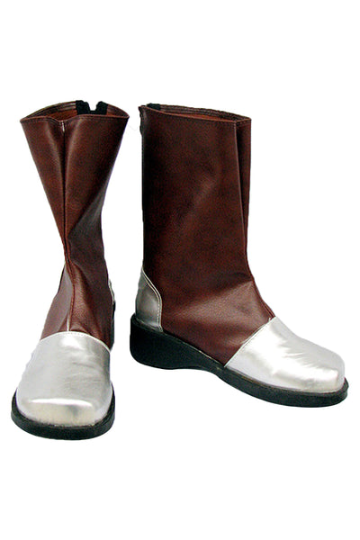 Dynasty Warriors Shin Sangokumusou Luxun Cosplay Boots