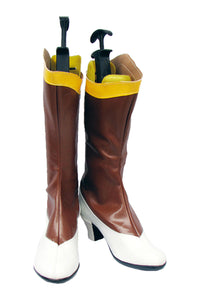 Tales of the Abyss Tear Grants Cosplay Boots Shoes