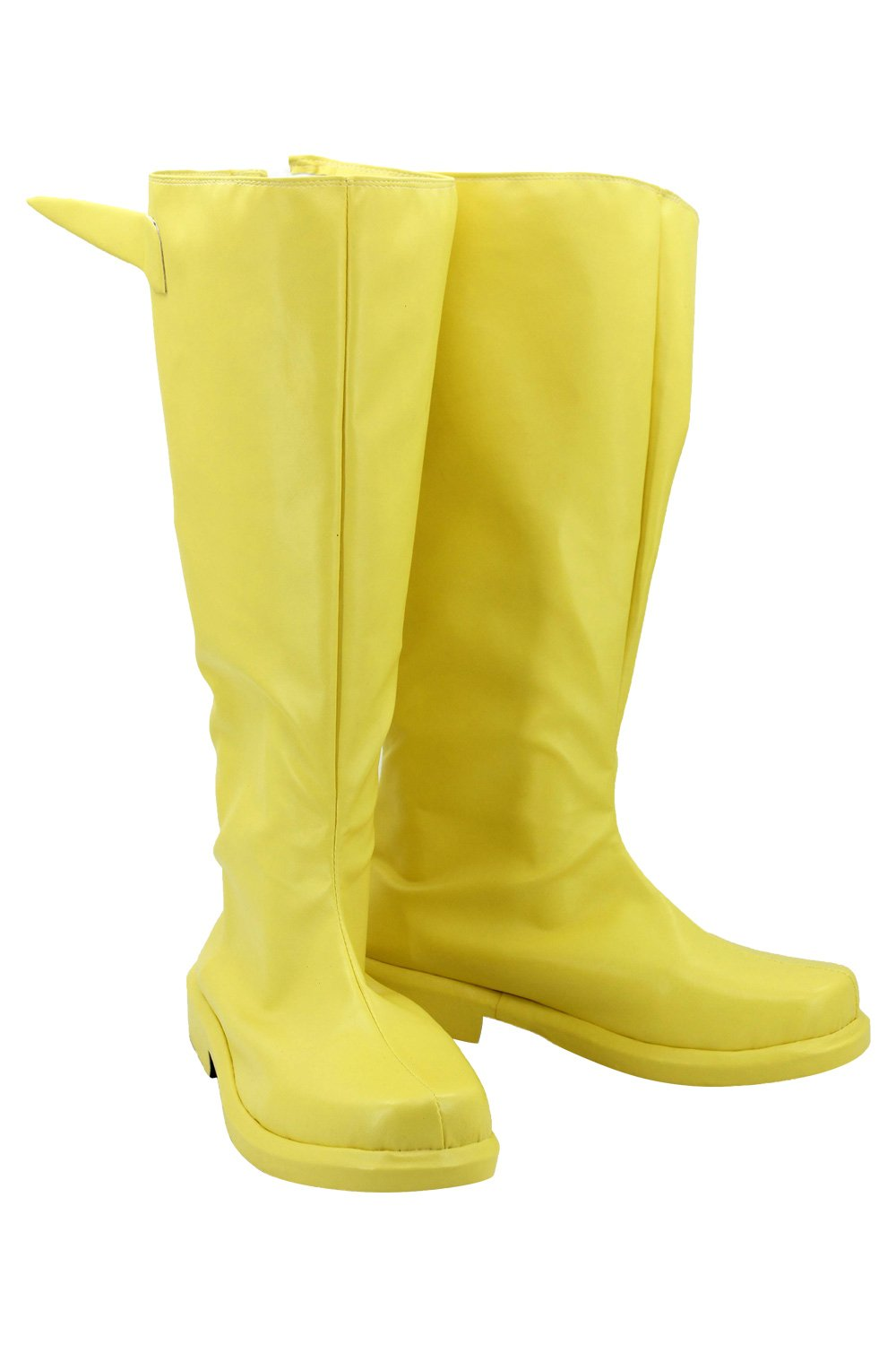 The Flash Barry Allen Yellow Cosplay Shoes boots