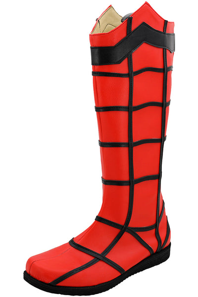 SpiderMan Homecoming Spider man Boots Cosplay Shoes
