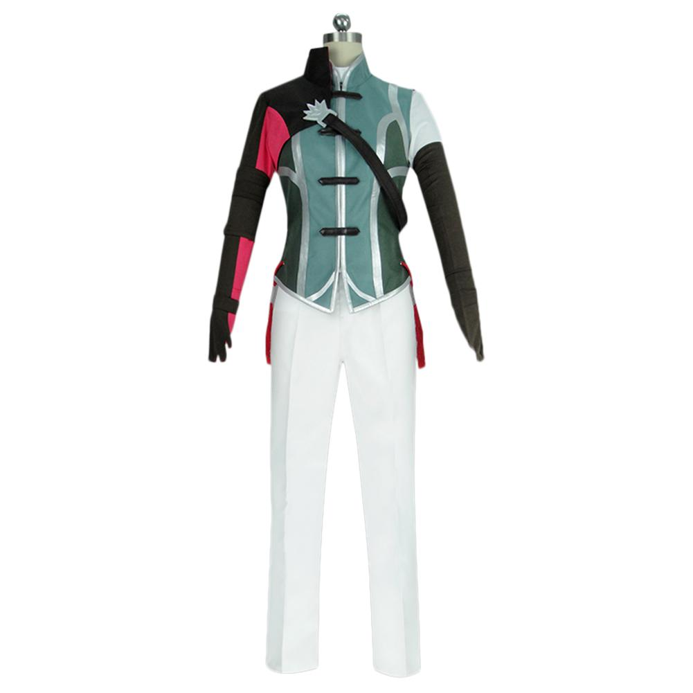 RWBY Season 7 Lie Ren Uniform Cosplay Costume