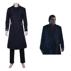 Charlie Manx NOS4A2 Halloween Carnival Costume Cosplay Costume