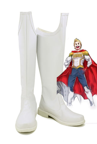 My Hero Academia Mirio Togata Le Million Cosplay Shoes Boots