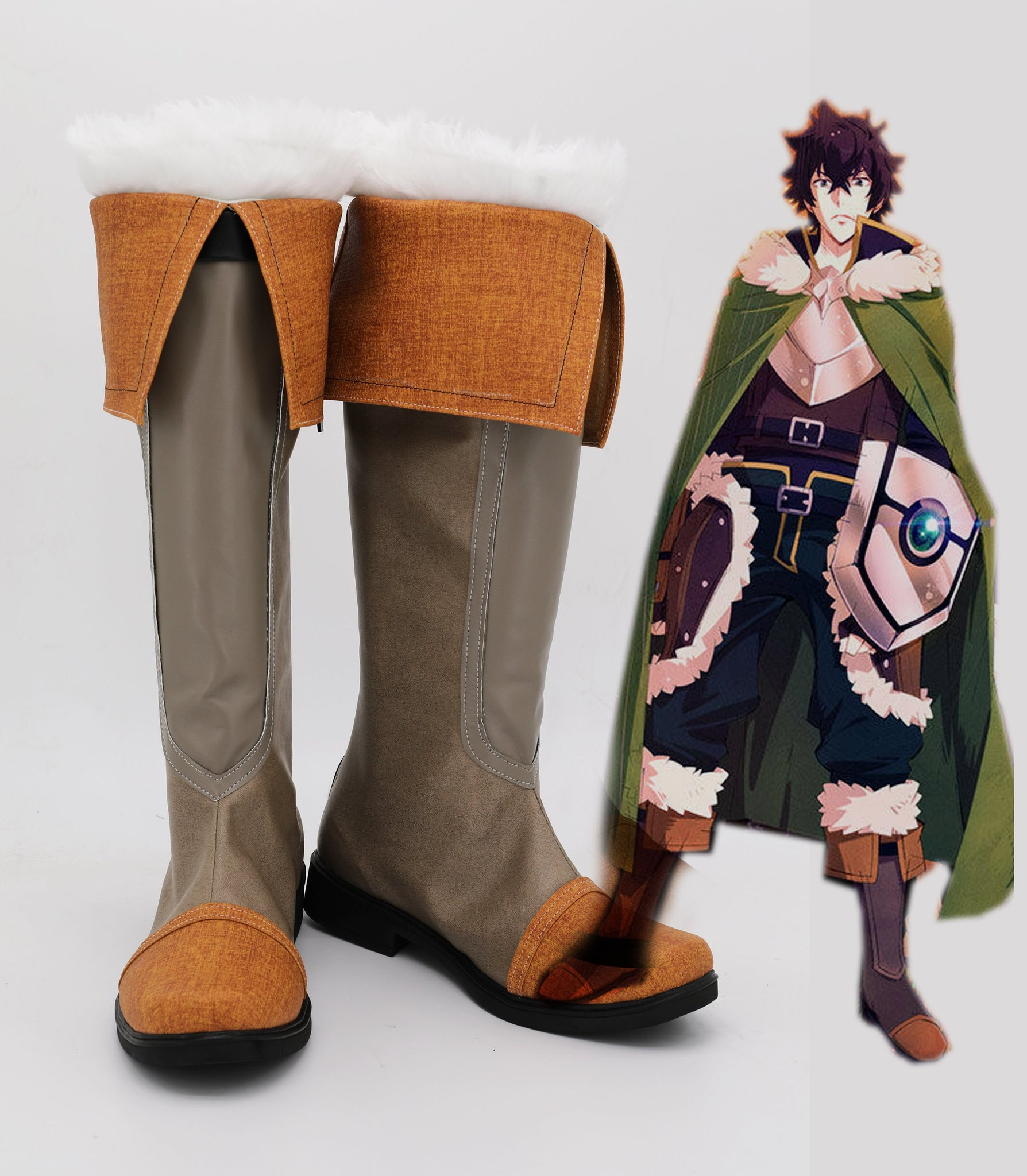 The Rising of the Shield Hero Naofumi Iwatani Cosplay Shoes
