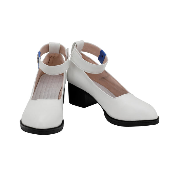 THE IDOLM@STER CINDERELLA MASTER We're the friends! Sagisawa Fumika Cosplay Shoes