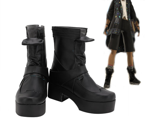 Final Fantasy ff14 Cosplay Shoes