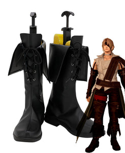 Final Fantasy XIV Thancred Cosplay Shoes