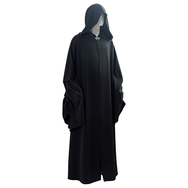 Darth Sidious Star Wars 9 : The Rise Of Skywalker Sheev Palpatine Cosplay Costume
