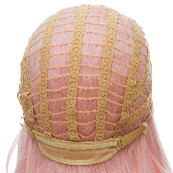 DARLING in the FRANXX Zero Two ponytail Cosplay Wig Pink
