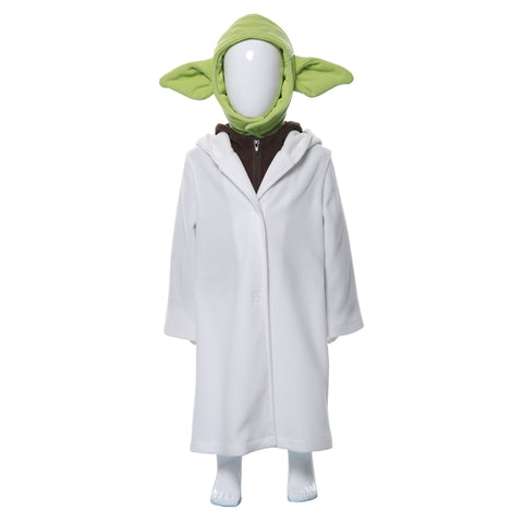The Mandalorian Kid's Yoda Baby Cosplay Costume
