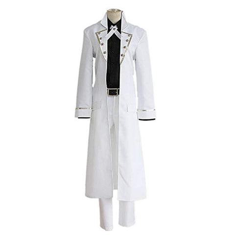 (K)The Second Season Isana Yashiro Cosplay Costume