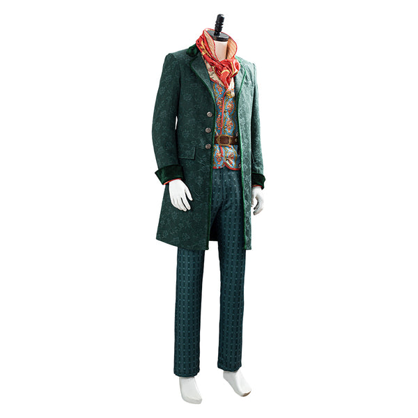 2020 Dolittle The Voyages of Doctor Dolittle Cosplay Costume