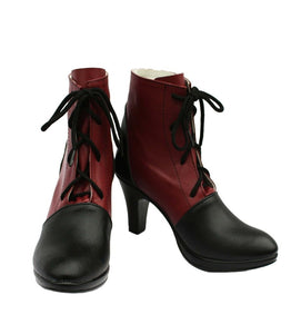 Black Butler Grell Sutcliff Cosplay Shoes Boots