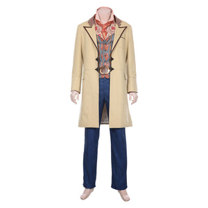 Dolittle Dr. John Dolittle Costume Version B Cosplay Costume