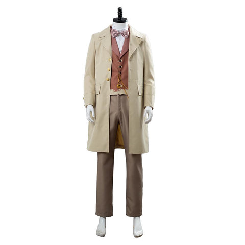 Good Omens Angel Aziraphale Cospaly Costume