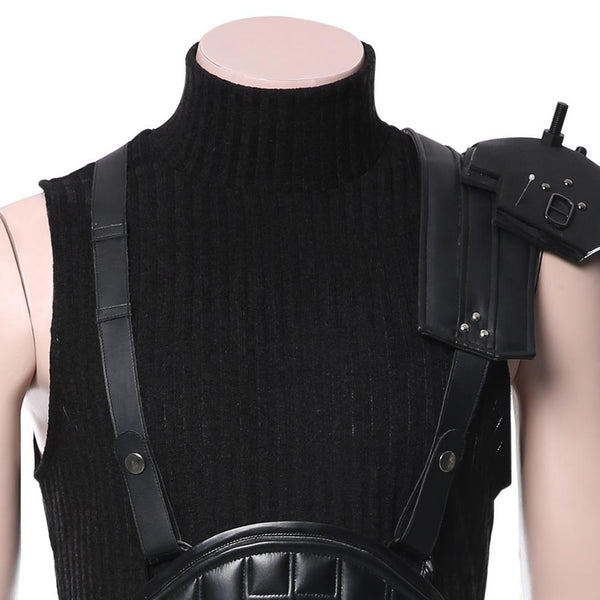 Final Fantasy VII Remake Version Cloud Strife Cosplay Costume