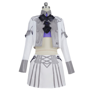 Game Fire Emblem:Three Houses Hapi Cosplay Costume Women Uniform Outfit Halloween Carnival Costume