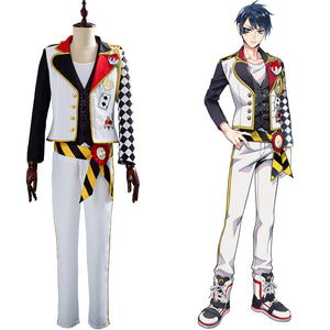 Twisted-Wonderland Game Alice in Wonderland Cosplay Costume Theme Deucc