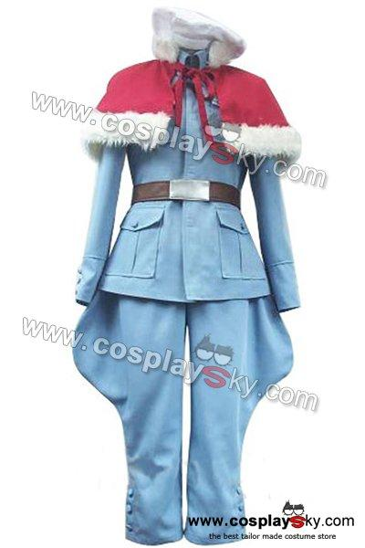 Axis Powers Hetalia Tino Vainaminen Cosplay Costume