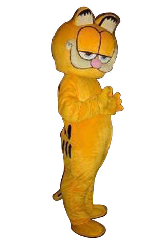 Garfield Mascot Costume Adult Size