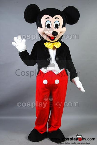 Mickey Mouse Mascot Costume Adult Size