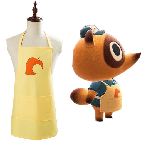 Timmy Tommy Apron Animal Crossing Cosplay Costume