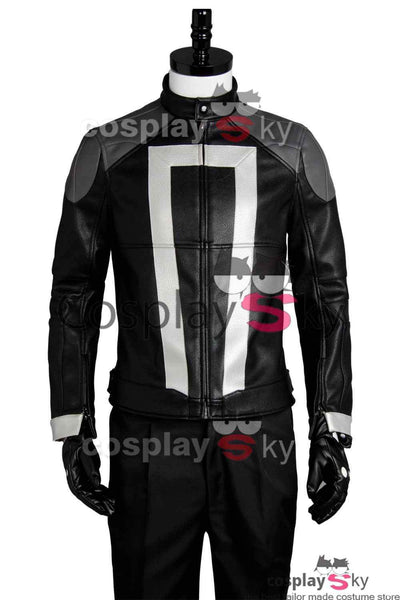Agents of Shield S.H.I.E.L.D Ghost Rider Jacket Cosplay Costume