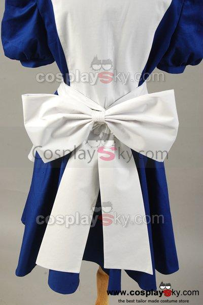 American McGee's Alice Alice Cosplay Costume Dress