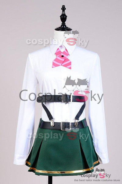 Anti-Magic Academy: The 35th Test Platoon ?ka ?tori Cosplay Costume