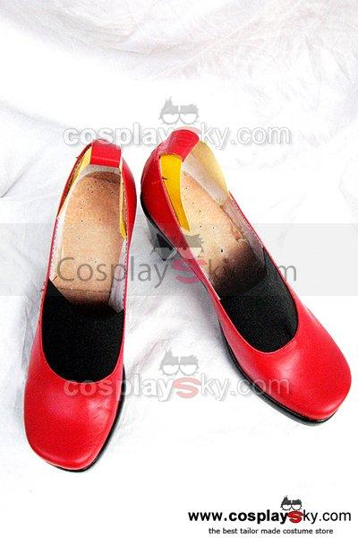 Aria Aika S. Granzchesta Cosplay Shoes Custom Made