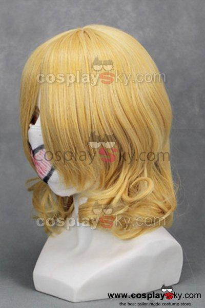 Axis Powers Hetalia Francis Bonnefeuille Cosplay Wig
