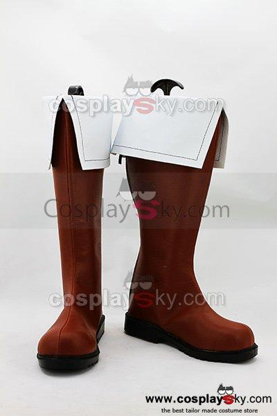 Axis Powers Hetalia Italy Cosplay Boots Shoes