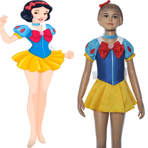 Snow White Sailor Moon Change Cosplay Costume