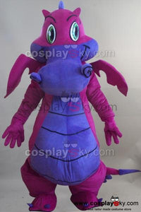 Big Dragon Mascot Costume Fancy Dress Outfit Suit