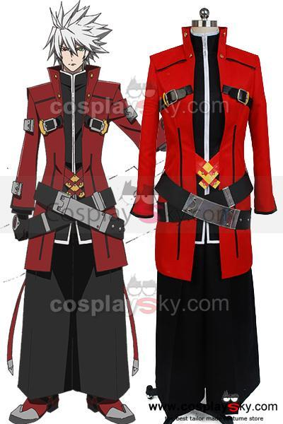 BlazBlue: Calamity Trigger Ragna the Bloodedge Cosplay Costume