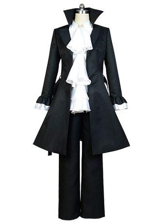 Bung? Stray Dogs Ry?nosuke Akutagawa Cosplay Costume